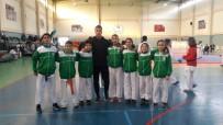 Mustafakemalpaşalı Karatecilerden 7 Madalya