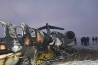 İSTIHBARAT - Pentagon Afganistan'daki Uçak Kazasını Doğruladı