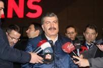 FETHİ SEKİN - Sağlık Bakanı Koca Açıklaması 'Bugüne Kadar Korona Virüsü Olan Hiç Bir Vakamız Olmadı'