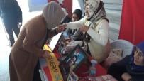 Şanlıurfa'dan Evlat Nöbetindeki Ailelere Destek Ziyareti