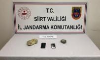 CEP TELEFONU - Siirt'te Uyuşturucu Operasyonu