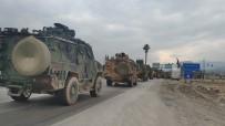 REYHANLI - Sınır Birliklerine Zırhlı Araç Sevkiyatı