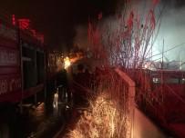 PıNARKENT - Tekstil Atölyesinde Alevlere Teslim Oldu