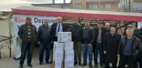 Tuzluca Belediyesi Tarafından Başlatılan Elazığ Deprem Kampanyasına Vatandaşlardan Büyük Destek.