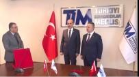 Yalçınkaya'dan TİM'e Teşekkür