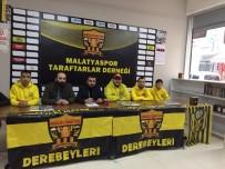 MALATYASPOR - Yeni Malatyaspor Taraftarından Spor Programına Ve Programcısına Tepki