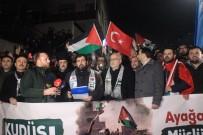 MESCİD-İ AKSA - ABD Başkanı Donald Trump'ın Kararına İstanbul'dan Tepki