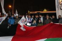 MESCİD-İ AKSA - Ankara'da STK Ve Vatandaşlardan ABD Başkanı'na Tepki