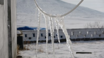 Ardahan'da Soğuk Hava, Göle Eksi 20 Derece