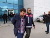 POS CİHAZI - Arkadaşlarının Polise Yakalandığını Duydu, Korkup Hastane Koridorlarında Yattı
