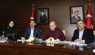 Bakan Soylu Açıklaması '3 Şubat'ta Açılacak Olan Okullar, Elazığ'ın Tamamında 10 Şubat'ta Açılacak'