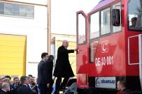 Ulaştırma ve Altyapı Bakanı - Bakan Turhan, İlk Yerli Ve Milli Dizel Elektrikli Lokomotifi Kullandı