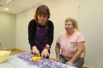 HASAN AKGÜN - Büyükçekmece'de Kadınlar İçin 'Keçe Workshop'