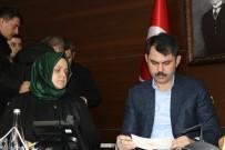 KENTSEL DÖNÜŞÜM PROJESI - Çevre Ve Şehircilik Bakanı Kurum Açıklaması 'Mustafapaşa Ve Sürsürü'de İki Kentsel Dönüşüm Projesi Gerçekleştiriyoruz'