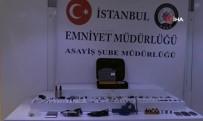KAÇıŞ - 'Çilingir Çetesi' Üyeleri Tutuklandı