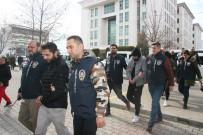 SUÇ ÖRGÜTÜ - Denizli'de Suç Örgütüne Operasyon Açıklaması 2'Si Kadın 7 Kişi Tutuklandı