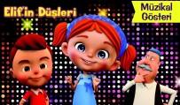MÜZIKAL - Elif'in Düşleri Dursunbey'de Çocuklarla Buluşacak