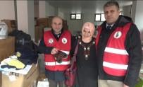 BEDENSEL ENGELLİ - Engelli Vatandaştan Depremzedeler İçin Duygulandıran Yardım