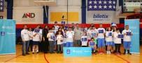 ANADOLU EFES - Ergin Ataman, Özel Sporculara One Team Sertifikalarını Verdi