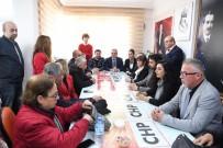 KONYAALTI BELEDİYESİ - Esen'den 'Hayırlı Olsun' Ziyareti
