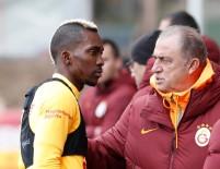 FLORYA - Galatasaray'da Onyekuru İle Andone Takımla Çalıştı