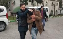İSTIHBARAT - İstanbul'dan Samsun'a Uyuşturucu Getiren 2 Zanlıya Gözaltı