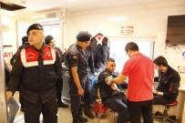 KÖK HÜCRE - Jandarma'dan Kan Bağışı