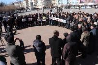 HAMDOLSUN - Karaman'da STK'lar Kudüs İçin Tek Yürek Oldu