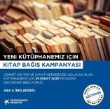 Küçükçekmece Belediyesi, Kitap Bağış Kampanyası Başlattı