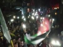 TRUMP - Lübnan'daki Filistinli Mülteciler Trump'ın Sözde Orta Doğu Barış Planını Protesto Etti
