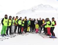 KONYAALTI BELEDİYESİ - 'Maviden Beyaza Antalya' Kış Sporları Organizasyonu Başlıyor
