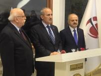 Ulaştırma ve Altyapı Bakanı - Milli Yüksek Hızlı Tren TÜLOMSAŞ' Ta Üretilecek