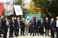 KURAN-ı KERIM - Muratpaşa Cami Müştemilatının Temeli Atıldı