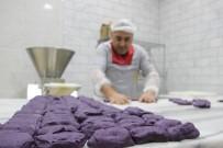 BILIM ADAMLARı - (Özel) Mor Ekmekten Sonra Mor Hamurdan Ürünler Giderek Yaygınlaşıyor