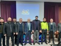 TAŞIMALI EĞİTİM - Servisçilerin Uyması Gereken Kurallar Polis Tarafından Anlatıldı