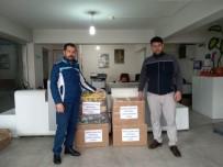 SOMA - Soma'dan Elazığ'a Yardım Eli