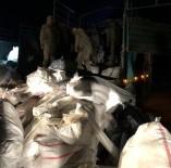 TEKSTİL MALZEMESİ - Tel Abyad'da Teröristlere Darbe