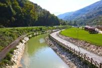 Trabzon'da Taşkın Riski Azaltılıyor