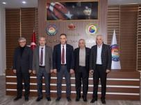 TAHKİM KURULU - TSO Başkanı Keyik, 2019'Un Faaliyetlerini Paylaştı