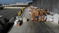 Türk Kızılayı'na, Deprem Bölgesine Götürülmesi İçin Yardım Yağdı