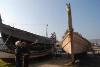 ARKEOLOJI - Türklerin Yaptığı Çivisiz Tekne, Almanların Truva Belgeselinde Kullanılacak