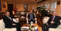 Ulaştırma ve Altyapı Bakanı - Van Milletvekilleri Bakan Turhan'la Görüştü