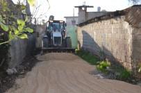 AŞIRI YAĞIŞ - Yenice'de, Büyükşehir Belediyesinin Altyapı Çalışmaları Sürüyor