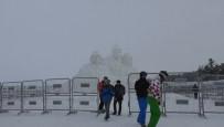 90 Bin Askerin Kardan Heykelleri Tamamlandı