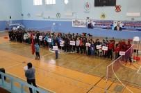 Ağrı'da ANALİG Badminton Grup Müsabakaları Başladı
