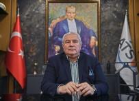 AKDENIZ BÖLGESI - ATSO Başkanı Çetin Açıklaması 'Batı Akdeniz'de Enflasyon Türkiye Ortalamasının Üzerinde'