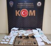 Balıkesir'de Suç Örgütüne Operasyon