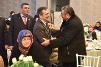 Başkan Ataç Muhtarlar, Gaziler, Gazi Ve Şehit Yakınlarıyla Bir Araya Geldi