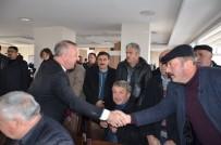 KANUN TEKLİFİ - Başkan Aydın, 'Uzman Erbaş Eğitim Alayı Kastamonu'dan Gitti'