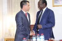 GÜNEY SUDAN - Başkan Cevahiroğlu Açıklaması 'Türkiye İle Güney Sudan Yüksek Düzeyde İşbirliğini Arttıracağız'